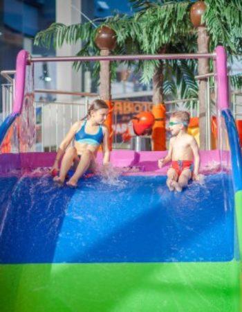 Park wodny w Krakowie – miejsce przyjazne dziecku