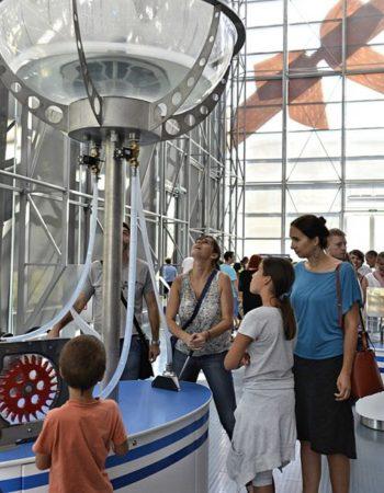 Centrum Nauki Experyment w Gdyni – must have na wakacjach z dzieckiem!